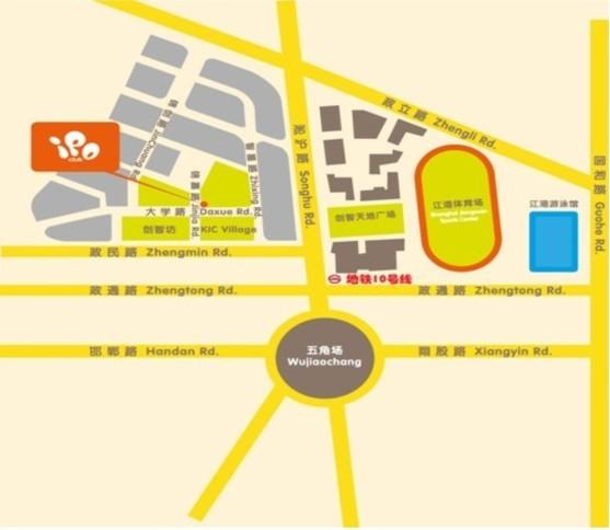 丁丁地图上海交通换乘
